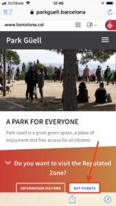 グエル公園チケット予約1-169x300