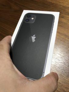 iPhone11 開封