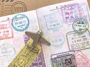 旅人の為のパスポート申請の失敗しない3つの手順