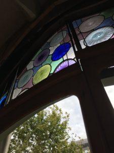 カサバトリョ 窓
