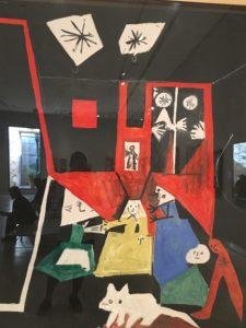 バルセロナのピカソ美術館の作品