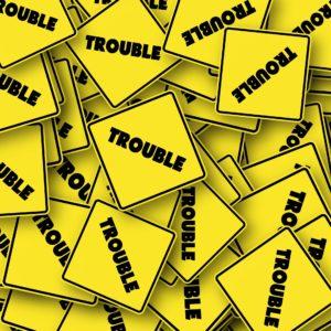 トラブルにあってしまった時の4つの対処方法