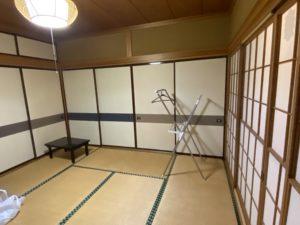 個室の広さ