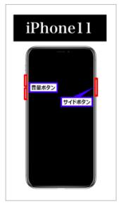 iPhone11リカバリーモード