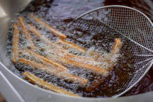 面倒臭い油の処理