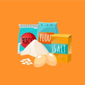 自家製米粉の作り方