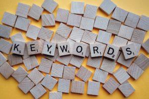 アフィリエイトブログ初心者の為のキーワード選定方法